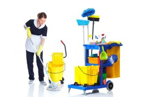 What to expect from a cleaning company