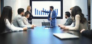 Key advices for a good business presentation