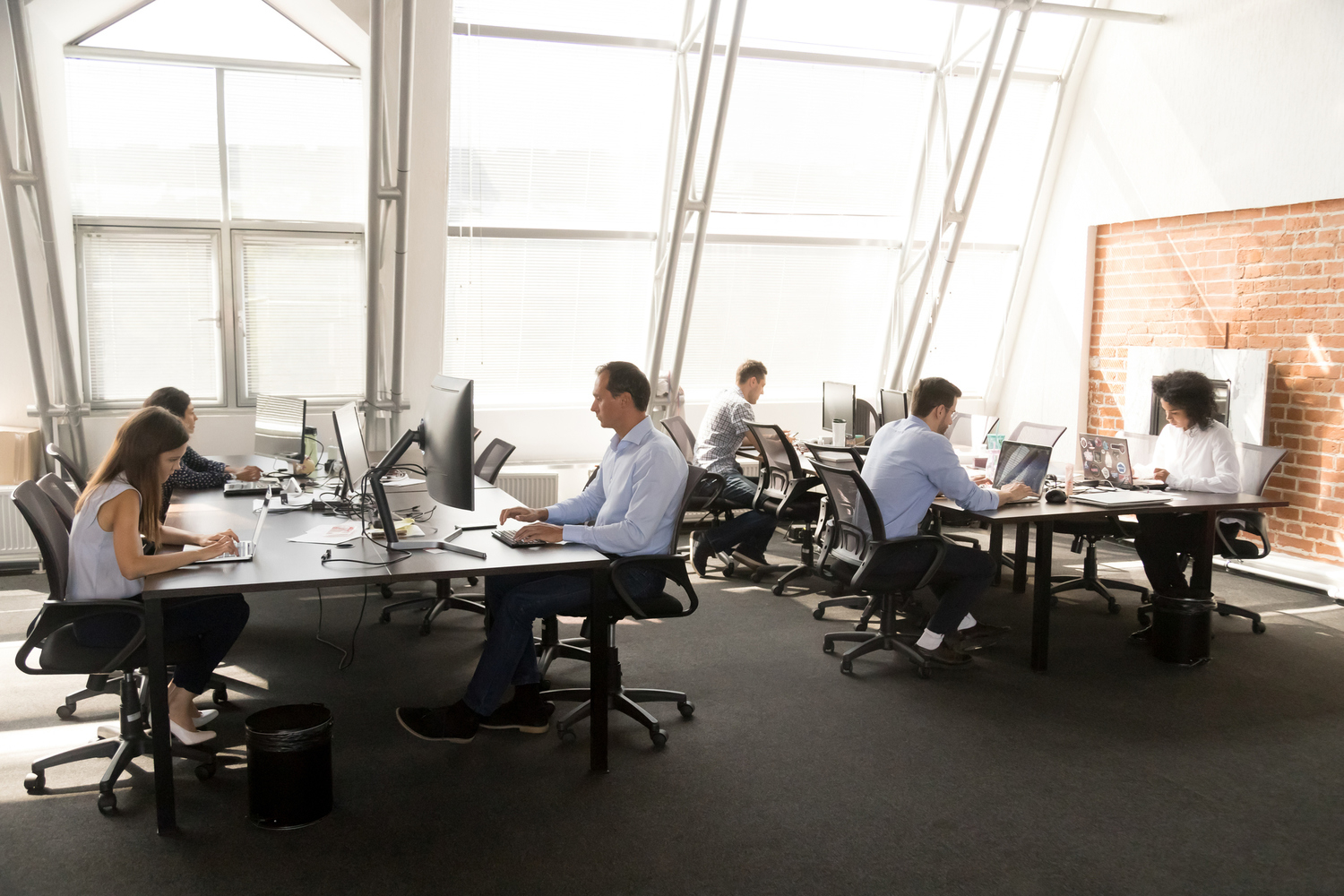 The need for shared office space