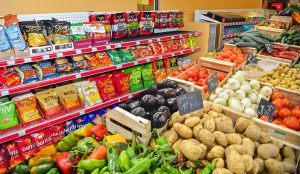 Why are healthy food supplies scarce?