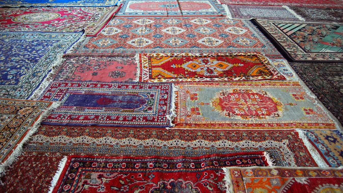 Importance of prayer rugs